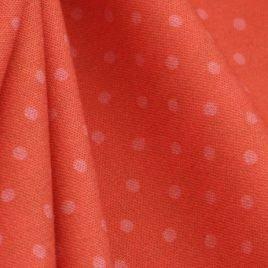 Puantiyeli Kumaş (Kırmızı)